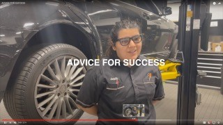 Advice for success in your career