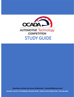 OCADA Competition Study Guide